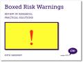 boxed-warnings