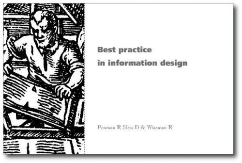 best practice information design